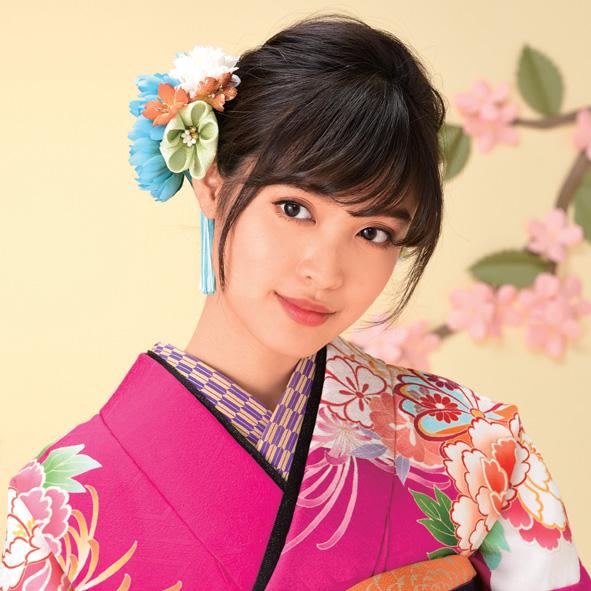 1月3日より京美各店にて「新春振袖フェア」開催!