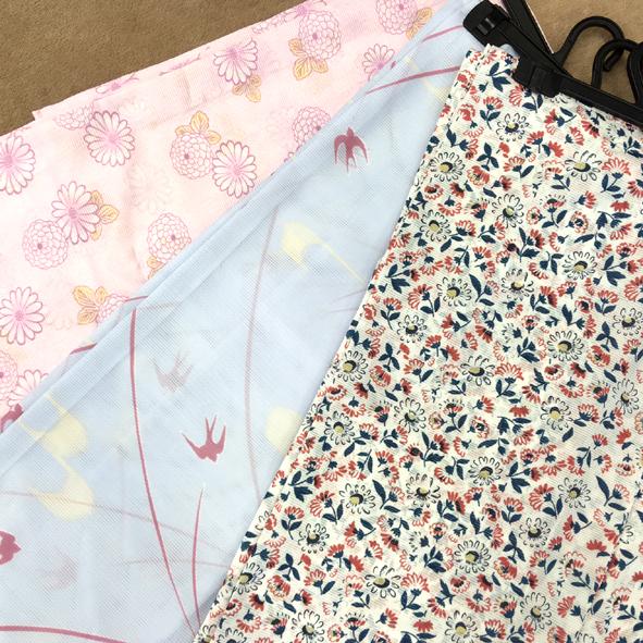 ◆夏物プレタ着物好評につき追加入荷!◆