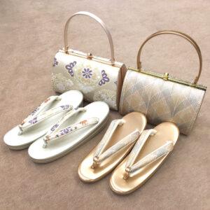 ◆フォーマル草履・バッグ入荷しました!◆