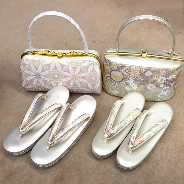 ◆新作草履・バッグ入荷しました!◆
