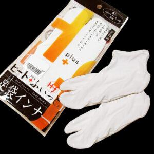 ◆足袋インナー ヒート+ふぃっとがおすすめ!◆