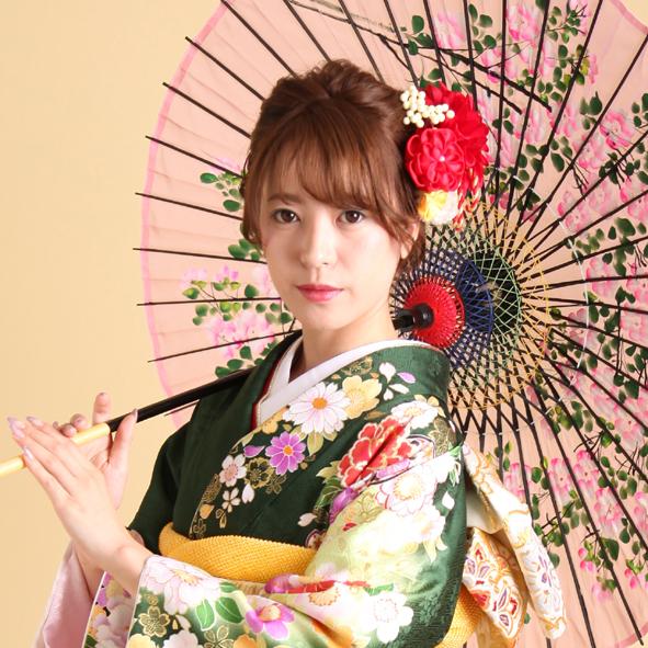 ◆◎▲京美各店にて新作振袖フェア開催中!◆◎▲