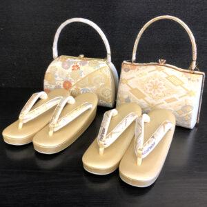 ◆新作草履・バッグセット入荷しました!◆