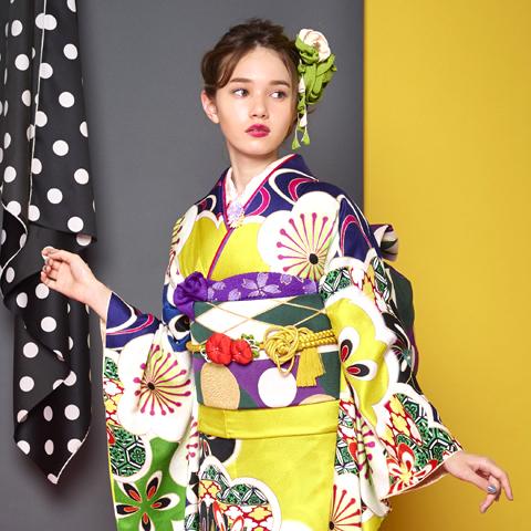 ■京美各店にてサマー振袖フェア開催中!■