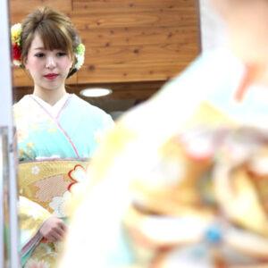 ■京美各店にて新作振袖展示会開催中!■